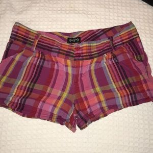 💕 5 for $15 Spacegirlz Plaid Shorts